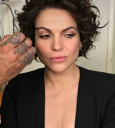 Lana Parrilla - Live with Kelly and Ryan - May 4th 2017