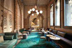 Ecco i vincitori del Restaurant & Bar Design Awards! — Thy Magazine Restaurant Design, Restaurant Bar, Cafe Interior, Interior Design, Modern Hotel Lobby, Travel Photographie, Bar Design Awards, Hotel Room Design, Garance