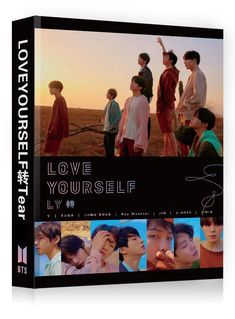 BTS+LOVE+YOURSELF+TEAR+EXCLUSIVE+ARMY+BOX+of+DOOTASTYLE