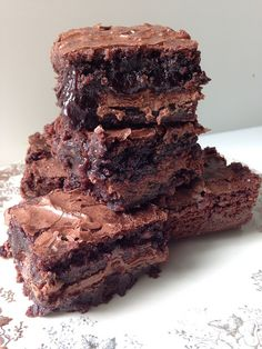 Symphony Brownies. It just may be the best brownie you ever make. #recipe #chocolate