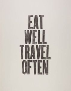 travel travel travel !