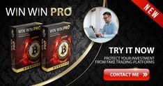 When all the other robots lose, WIN WIN PRO wins. Discover the new WIN WIN PRO and it´s DUAL STRATEGY functionality and start earning money NOW. Descubre win win pro y su funcionalidad de DOBLE