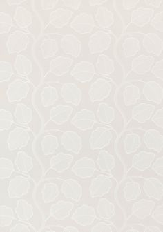 CHESTNUT TREE EMBROIDERY, White, AW9121, Collection Natural Glimmer from Anna French