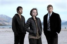 Top Of The Lake, Sundance Channel--This show was great.  It's on Netflix now!