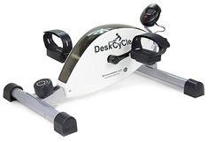 DeskCycle Under Desk Cycle,Pedal Exerciser - Stationary Mini Exercise Bike - Office, Home Equipment Mini Exercise Bike, Upright Exercise Bike, Upright Bike, Exercise Bike Reviews, Desk Workout, Workout At Work, Training Fitness, Cardio Training, Mini Velo