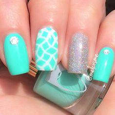 Love or not? #nails @melcisme