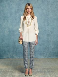 Tory Burch Resort 2013 collection.