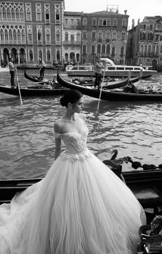 Inbal Dror Wedding Dress Collection 2015 | Bridal Musings Wedding Blog 28