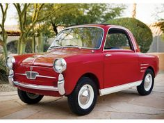 1959 Autobianchi Bianchina Transformabile Series II