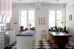 Gammelt på kjøkkenet / Vintage feel kitchens