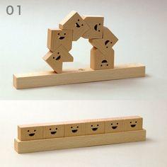 Teeth and other toys by atelier-fu (Tsuyoshi Miyazaki)