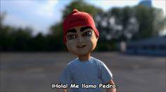 """Pedro da informaciones personales - """"3D Avatars 4 Spanish"""""""