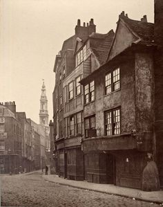 [carriage scene: from open to dense. Also where the barricade is placed.]Vintage Photography | ... photos london ghost photos old london photos vintage london photos