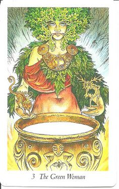 Mulher Verde, The Green Lady - herbal, green witch blog - in Portugese