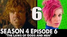 "Game of Thrones REWIND S4/E6 ""The Laws of Gods and Men"""