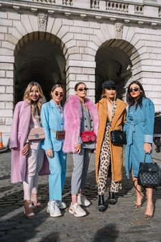 What 5  IT Girls Wore to our LFW Brunch | Fashion Week - THECLCK