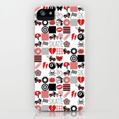 Roller Derby iPhone & iPod Case... GAHHHH!!!!