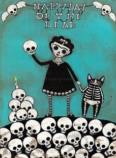 Day of the Dead, Frida