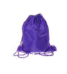 """""""Eftalia the Mermaid"""" Purple Sackpack for $19,90"""