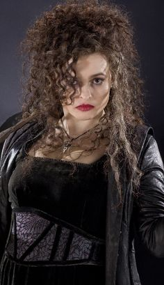 Bellatrix Lestrange, one of my favorite characters and actresses, (although in my opinion Helena did horrible as Bellatrix)