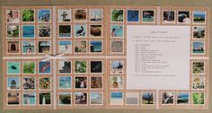 Table of Contents - EC Cruise - Scrapbook.com