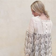 Cantata Peasant Top #Anthropologie #MyAnthroPhoto