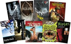 Hi-Lo Books for Reluctant Readers