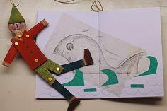 Livre Pinocchio atelier pour enfants: nos ateliers