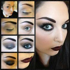 Gothic Makeup Ideas For Mugeek Vidalondon