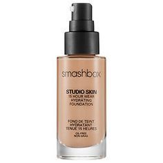 Smashbox - Studio Skin 15 Hour Wear Foundation  #sephora