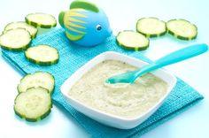 Recette petit pot bébé : Poulet concombre (dès 9 mois)   http://www.cuisine-de-bebe.com/recette/poulet-concombre/