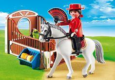 (Emma) Andalusian Flamenco horse- PLAYMOBIL ® 5521