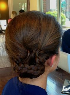 Prom Updo for 2012 | Best Medium Hairstyle