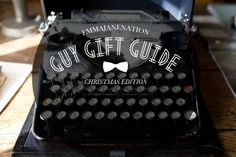 Introducing the EJN Guy Gift Guide