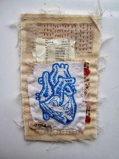 Emma Parker, Stitch Therapy