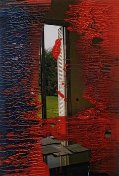 Gerhard Richter - Over Painted Photographs Willem De Kooning, Robert Motherwell, Cy Twombly, Joan Mitchell, Camille Pissarro, Abstract Expressionism, Abstract Art, Gerhard Richter Painting, Modern Art