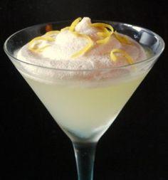 Lemon Meringue Pie Martini Recipe