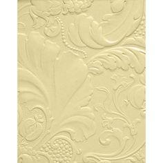RD1952 Italian Renaissance Lincrusta Paintable Wallpaper