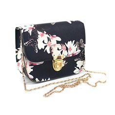 Pochettes Femmes Amlaiwolrd Femmes Sac à Main d impression de Fleur de  Papillon Sac à 46a10e5b816