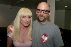 Debbie Harry and Moby