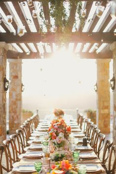 the cinderella project: because every girl deserves a happily ever after: Malibu Wedding by Max Wagner