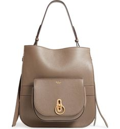 Mulberry Amberley Leather Hobo  8af17b1d245e1