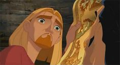 "And because Miguel's faces are hilarious. | We Need To Talk About ""Road To El Dorado"""