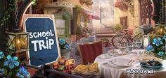 "You can play ""School Trip"" http://www.hidden4fun.com/hidden-object-games/3799/School-Trip.html"