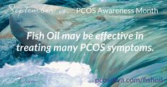 Fish Oil may be effective in treating many PCOS symptoms. Omega 3 fish oil can… What Is Cholesterol, Cholesterol Symptoms, Lower Your Cholesterol, Cholesterol Lowering Foods, Cholesterol Levels, 3 Fish, Fish Oil, Pcos Awareness Month, How To Treat Pcos
