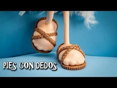 Paso a paso de pies con dedos para fofuch@s!! Eva Youtube, Baby Faces, Foam Sheets, New Hobbies, Cute Dolls, Projects To Try, Miniature, Handmade, Crafts
