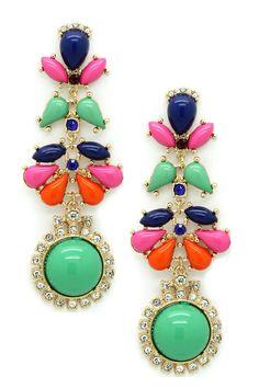 Tropic Earrings by Eye Candy Los Angeles on @nordstrom_rack