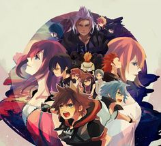 #Kingdom Hearts