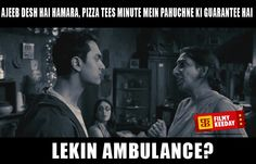 Pizza Delivery Meme Desi  3 Idiots Dialogues We are sharing Funny 3 Idiots Dialogues Meme Bollywood Dialogues Meme By Filmy Keeday