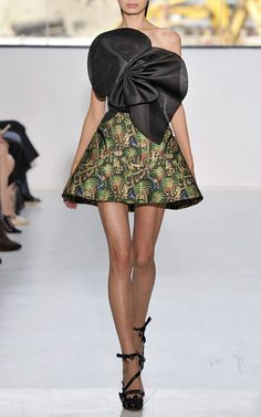 Delpozo Spring/Summer 2015 Trunkshow Look 18 on Moda Operandi - Top and skirt - LOVE LOVE LOVE! Coming soon in Boutique! xoB